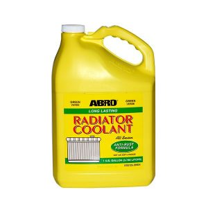 Radiator Coolant Green