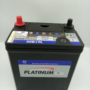 11 Plates 12V40Ah Platinum Battery
