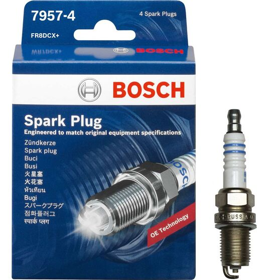 Bosch FR8DCX+ Spark Plug