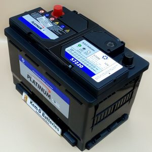 15 Plates Platinum Car Battery