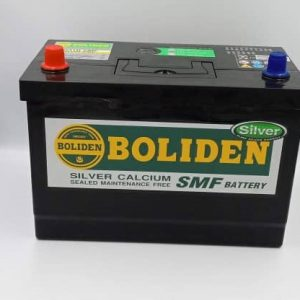 17 Plates Boliden Car Battery