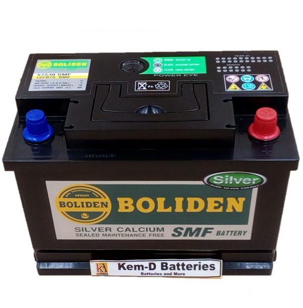 Kemd batteries