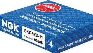 NGK BKR5ES-11 Spark Plugs
