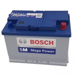 15 Plates 12V72Ah Bosch Battery