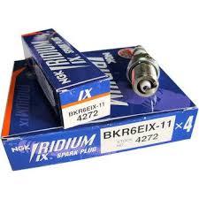 NGK BKR6EIX-11P Iridium Spark Plugs