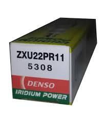 Denso ZXU22PR11 ( IXU22 ) Iridium Spark Plugs